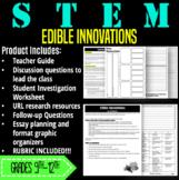 STEM Activity-Edible Innovations