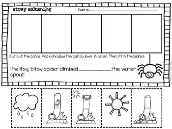 STEM: Itsy, Bitsy Spider Pack