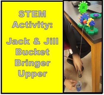 STEM Jack and Jill Bucket Bringer Upper Engineering Challenge