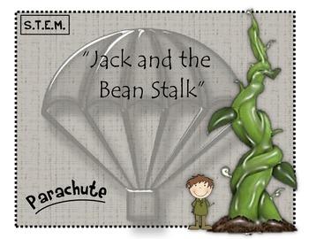 STEM Jack needs a parachute!