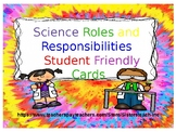 STEM Jobs: Student Friendly Job Cards