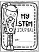 STEM Journal FREEBIE- Includes two cover pages!
