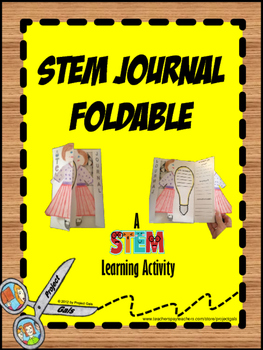 STEM Journal Foldable