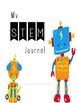 STEM Journal TOY ROBOT THEMED!