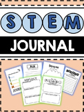 STEM Journal - Use with any STEM Challenge/Project/Activity!