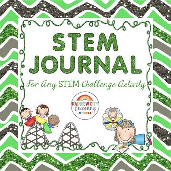 STEM Journal for any STEM challenge activity