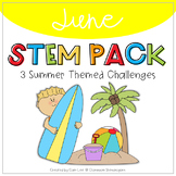 STEM - June Summer Themed Challenges