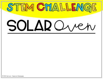 STEM - June Summer Themed Challenges