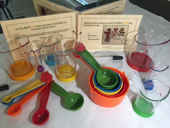 STEM KIT: Measure Like a Scientist Today...Become a Scientist Tomorrow!