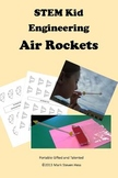 STEM Kid Engineering and Construction -- Air Rockets x 2