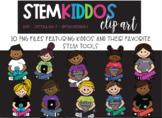 STEM Kiddos Clip Art