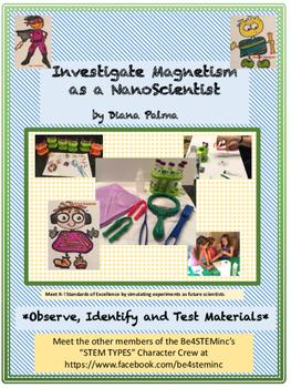 STEM Kit: Investigate Magnetism as a NanoScientist (Hard Good)