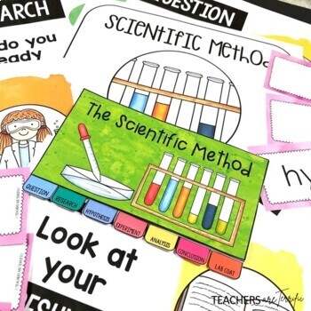 STEM Kit featuring Scientific Method and Building Ramps