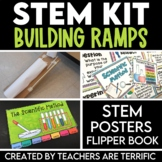 Scientific Method and Building Ramps STEM Kit