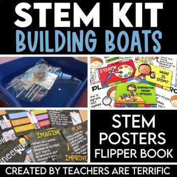 STEM Kit with Building Boats