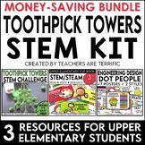 Building Toothpick Towers STEM Kit