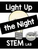 STEM Lab: Light Up the Night (Printables & Challenge)