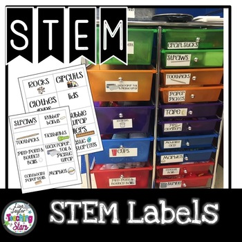 STEM Labels