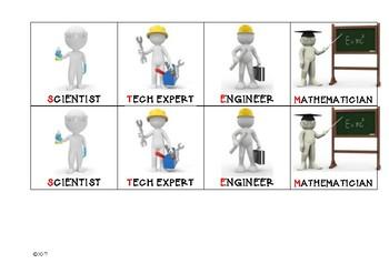 STEM Labels - Group Work