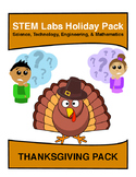 STEM Labs Pack - Thanksgiving Projects Pack of 10 Holiday-Themed Projects