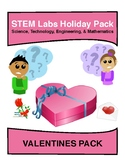 STEM Labs Pack - Valentines Spring Projects Pack of 10 Holiday-Themed Projects