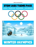 STEM Labs Pack - Winter Olympics Projects Pack of 10 Sport