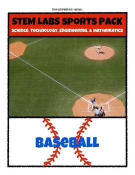STEM Labs Sports Pack - 10 Baseball World Series Projects