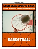 STEM Labs Sports Pack - 10 Basketball March Madness NBA Fi