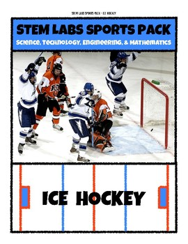 STEM Labs Sports Pack - Hockey Stanley Cup Projects Pack 10 STEM Projects