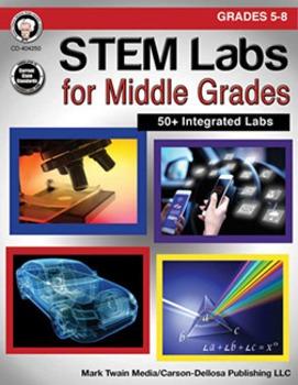 STEM Labs for Middle Grades SALE 20% OFF 404250