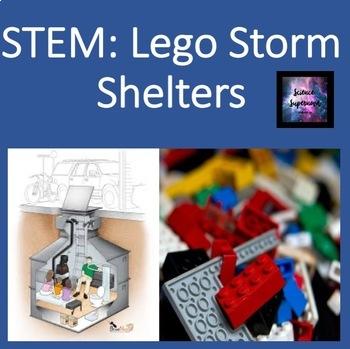 STEM: Lego Storm Shelter