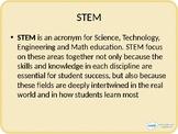 STEM Lesson