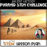 STEM Lesson I Pyramid Challenge!