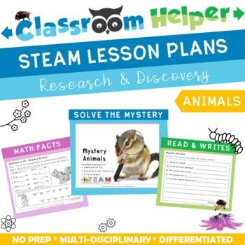 STEM Lesson Plan - Addition