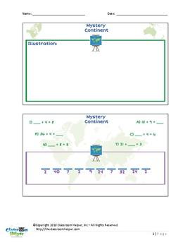 STEM Lesson Plan - Division (Pt. 1 of 2)