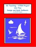 STEM Lesson Plan for Designing and Building Sailboats