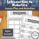 Robotics Lesson and Activities Distance Learning