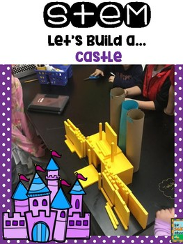 STEM: Let's Build A..Castle