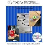 STEM - Lets Play BASEBALL...