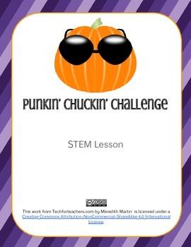 STEM - Levers & Angles - Punkin' Chuckin' Challenge