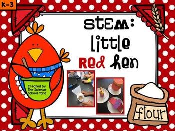 STEM: Little Red Hen Stations