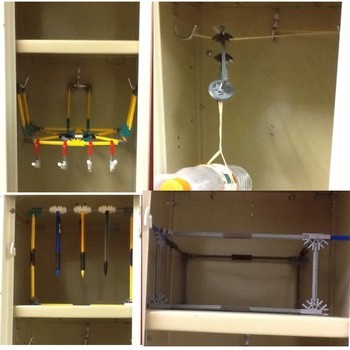 STEM:  Locker Organizer Project for Middle School