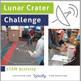 STEM Space Moon Crater Design Challenge (Engineering Design Process)