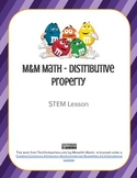 STEM - M&M Math - Distributive Property