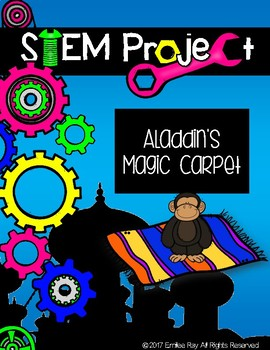 STEM - Magic Carpet {Zip Line}