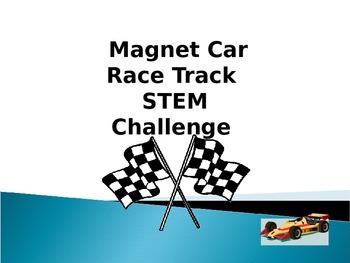 STEM Magnet Race Car