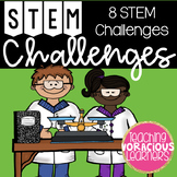 STEM Maker Space Challenges