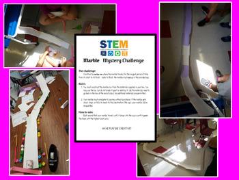 STEM Marble Challenge