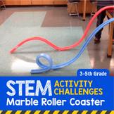 STEM Marble (Noodle) Roller Coaster 3rd - 5th grade