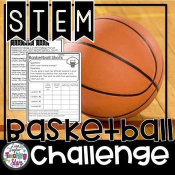 March Madness Basketball STEM Challenge